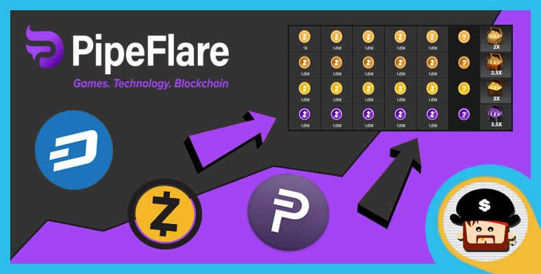 PipeFlare Faucet